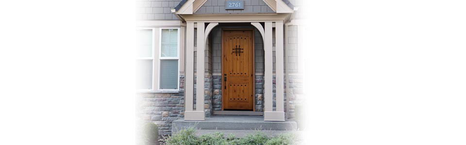 Rustic 8 0 V Groove Arch 2 Panel
